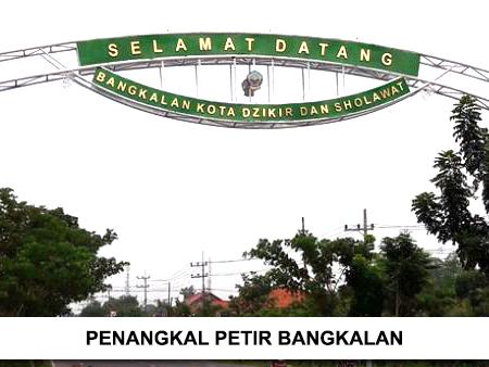 Penangkal Petir Bangkalan