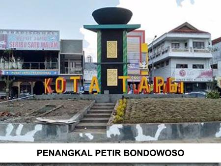 Penangkal Petir Bondowoso